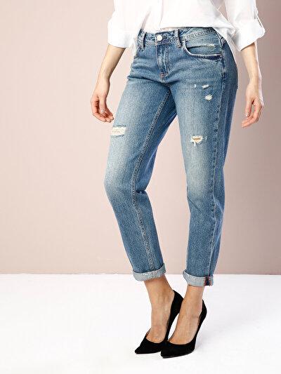COLINS  женский брюки<br>Пол: женский; Цвет: линдси уош; Размер INT: 29/28;