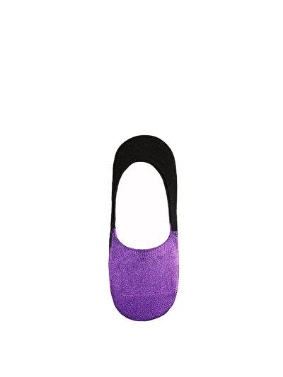 COLINS пурпурный женский носки<br>Пол: женский; Цвет: пурпурный; Размер INT: STND;