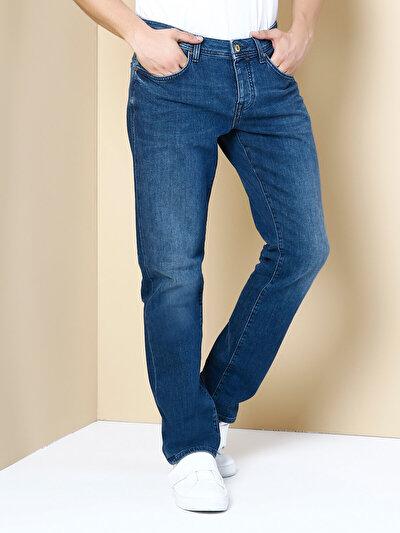 COLINS  мужской брюки<br>Пол: мужской; Цвет: кран вош; Размер INT: 34/32;