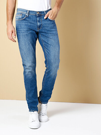 COLINS  мужской брюки<br>Пол: мужской; Цвет: келси уош; Размер INT: 32/34;