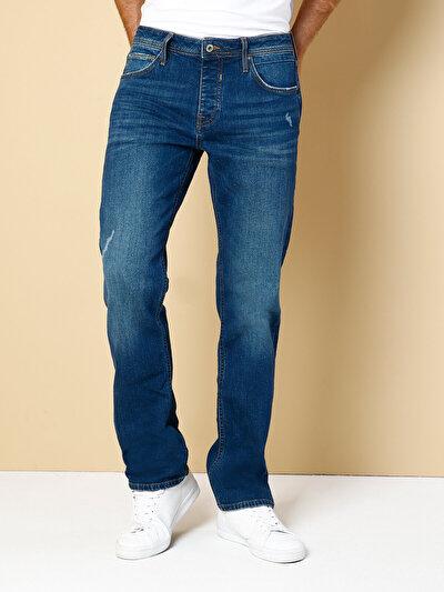 COLINS  мужской брюки<br>Пол: мужской; Цвет: нінове уош; Размер INT: 30/32;