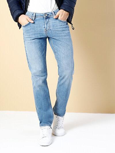 COLINS  мужской брюки<br>Пол: мужской; Цвет: bleach troy wash; Размер INT: 30/34;