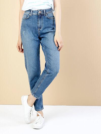 COLINS  женский брюки<br>Пол: женский; Цвет: темисия уош; Размер INT: 31/28;