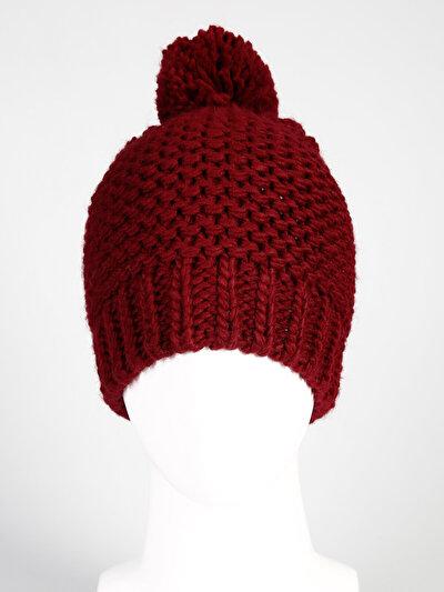 COLINS  женский шапки<br>Пол: женский; Цвет: бурганди; Размер INT: STND;