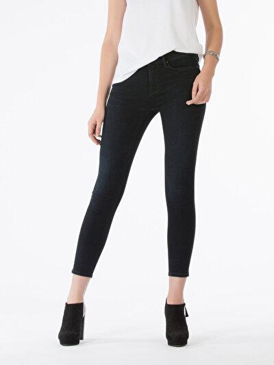COLINS  женский брюки<br>Пол: женский; Цвет: алура уош; Размер INT: 29/30;