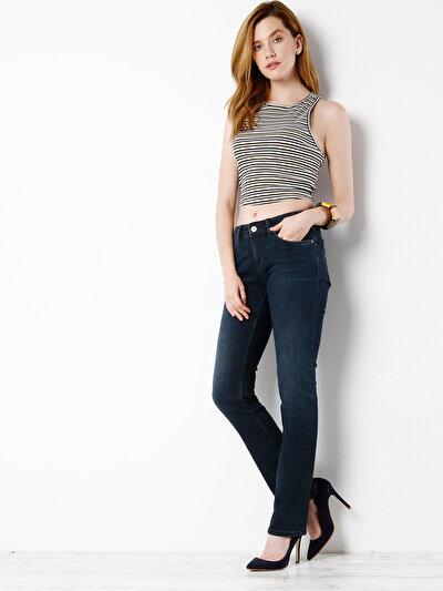 COLINS  женский брюки<br>Пол: женский; Цвет: фелика уош; Размер INT: 28/34;
