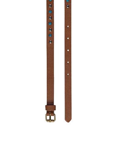COLINS коричневый женский ремни<br>Пол: женский; Цвет: светло-коричневый; Размер INT: 80;