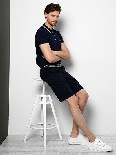 COLINS синий мужской шорты<br>Пол: мужской; Цвет: синий; Размер INT: L;