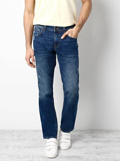 COLINS  мужской брюки<br>Пол: мужской; Цвет: триполи мытый; Размер INT: 36/36;