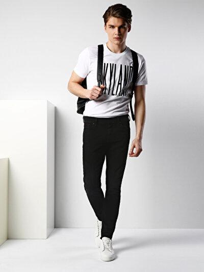COLINS  мужской брюки<br>Пол: мужской; Цвет: фенти уош; Размер INT: 33/32;