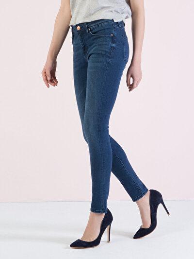 COLINS  женский брюки<br>Пол: женский; Цвет: абриель уош; Размер INT: 29/30;