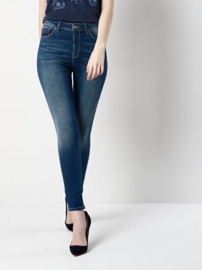COLINS  женский брюки<br>Пол: женский; Цвет: джоан уош; Размер INT: 25/30;