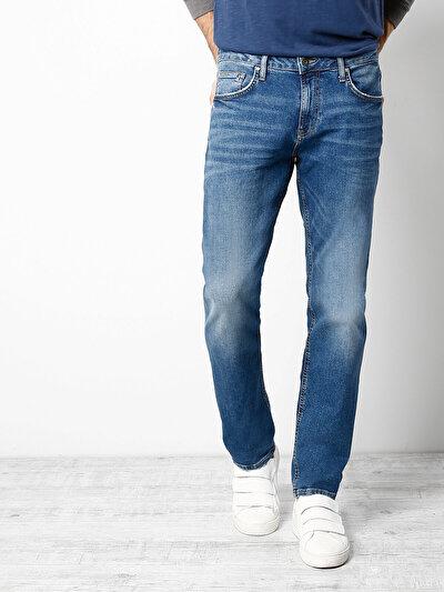 COLINS  мужской брюки<br>Пол: мужской; Цвет: кнокс уош; Размер INT: 36/32;