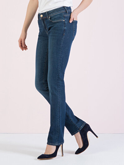 COLINS  женский брюки<br>Пол: женский; Цвет: мелита уош; Размер INT: 30/34;