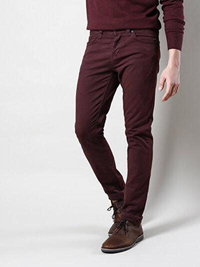 COLINS пурпурный мужской брюки<br>Пол: мужской; Цвет: сливовый; Размер INT: 31/32;