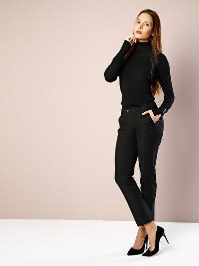 COLINS черный женский свитеры<br>Пол: женский; Цвет: черный; Размер INT: L;