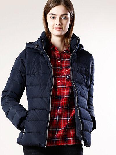 COLINS синий женский куртки<br>Пол: женский; Цвет: синий; Размер INT: M;