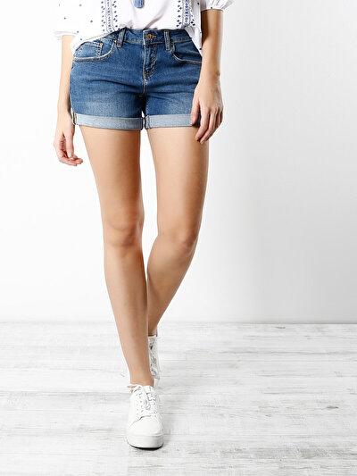COLINS  женский шорты<br>Пол: женский; Цвет: марли уош; Размер INT: 36;