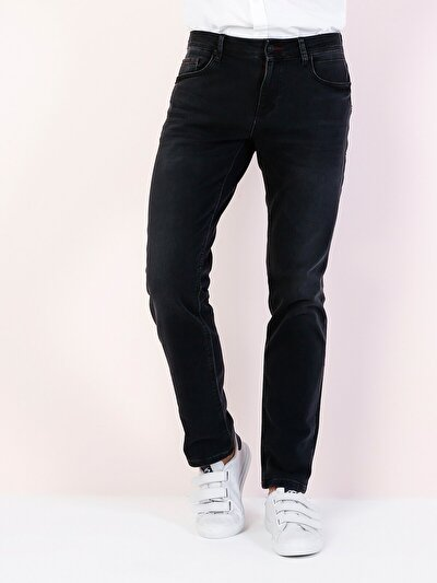 COLINS  мужской брюки<br>Пол: мужской; Цвет: лонелл уош; Размер INT: 30/32;