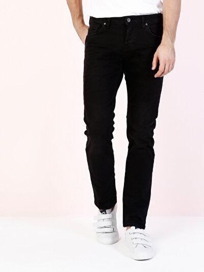 COLINS черный мужской брюки<br>Пол: мужской; Цвет: черный; Размер INT: 33/32;