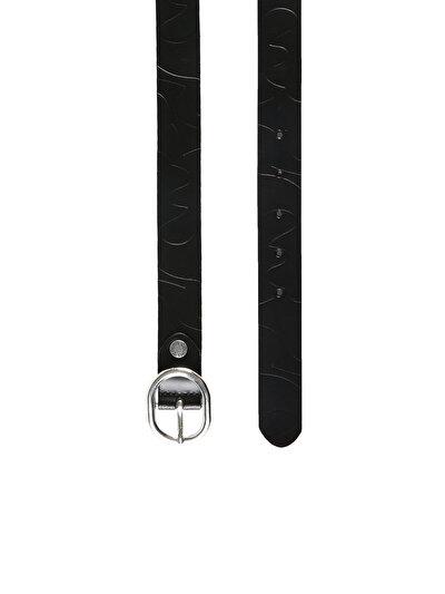 COLINS черный женский ремни<br>Пол: женский; Цвет: черный; Размер INT: 90;