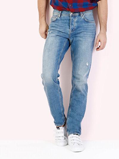 COLINS  мужской брюки<br>Пол: мужской; Цвет: буун уош; Размер INT: 28/32;