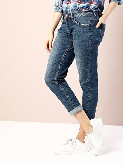 COLINS  женский брюки<br>Пол: женский; Цвет: палила уош; Размер INT: 25;