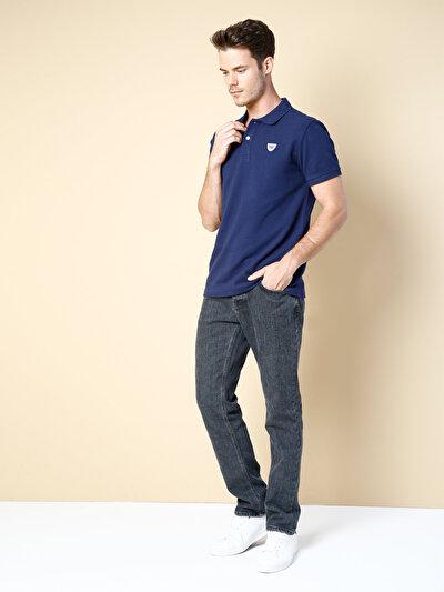 COLINS  мужской брюки<br>Пол: мужской; Цвет: саян уош; Размер INT: 34/34;