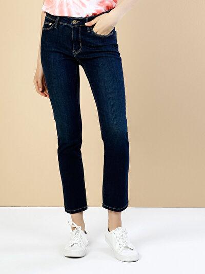 COLINS  женский брюки<br>Пол: женский; Цвет: кевс уош; Размер INT: 29/32;