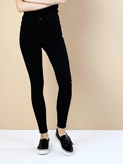 COLINS  женский брюки<br>Пол: женский; Цвет: фолиси уош; Размер INT: 30/32;