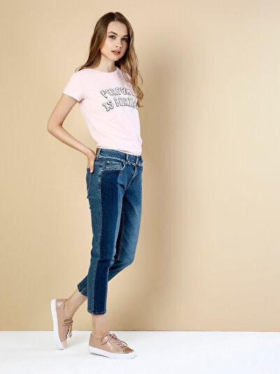 COLINS  женский брюки<br>Пол: женский; Цвет: стаинс уош; Размер INT: 28;