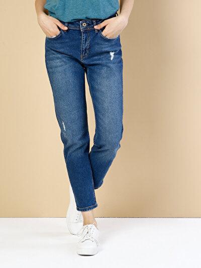 COLINS  женский брюки<br>Пол: женский; Цвет: саликс уош; Размер INT: 27/28;