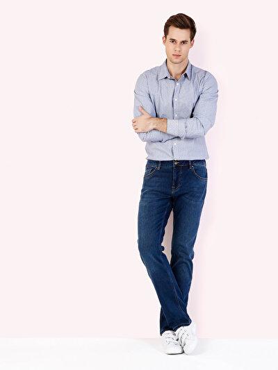COLINS  мужской брюки<br>Пол: мужской; Цвет: альфред уош; Размер INT: 33/32;