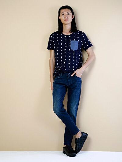 COLINS  мужской брюки<br>Пол: мужской; Цвет: джеймс вош; Размер INT: 28/32;