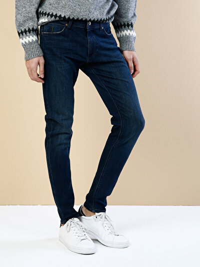 COLINS  мужской брюки<br>Пол: мужской; Цвет: линден уош; Размер INT: 31/34;
