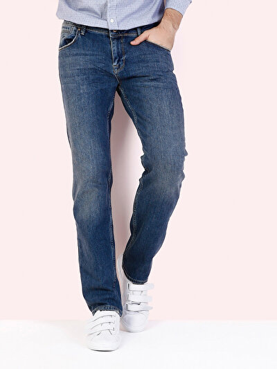 COLINS деним мужской брюки<br>Пол: мужской; Цвет: ферро уош; Размер INT: 31/34;