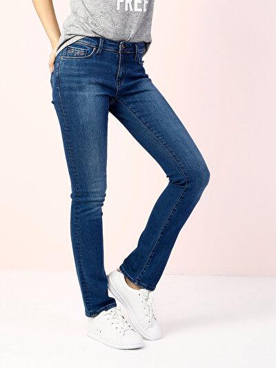 COLINS  женский брюки<br>Пол: женский; Цвет: катя уош; Размер INT: 30/34;
