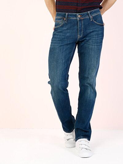 COLINS деним мужской брюки<br>Пол: мужской; Цвет: элтон мытый; Размер INT: 34/32;