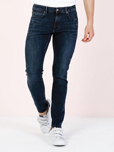 COLINS  мужской брюки<br>Пол: мужской; Цвет: болмін уош; Размер INT: 34/32;
