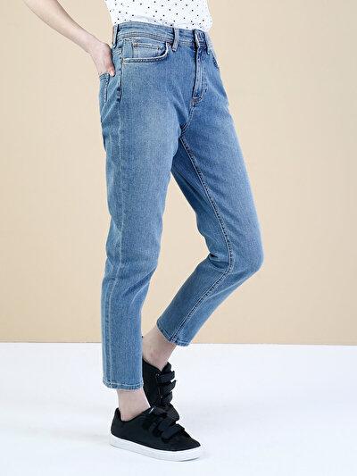 COLINS  женский брюки<br>Пол: женский; Цвет: темисия уош; Размер INT: 26/28;
