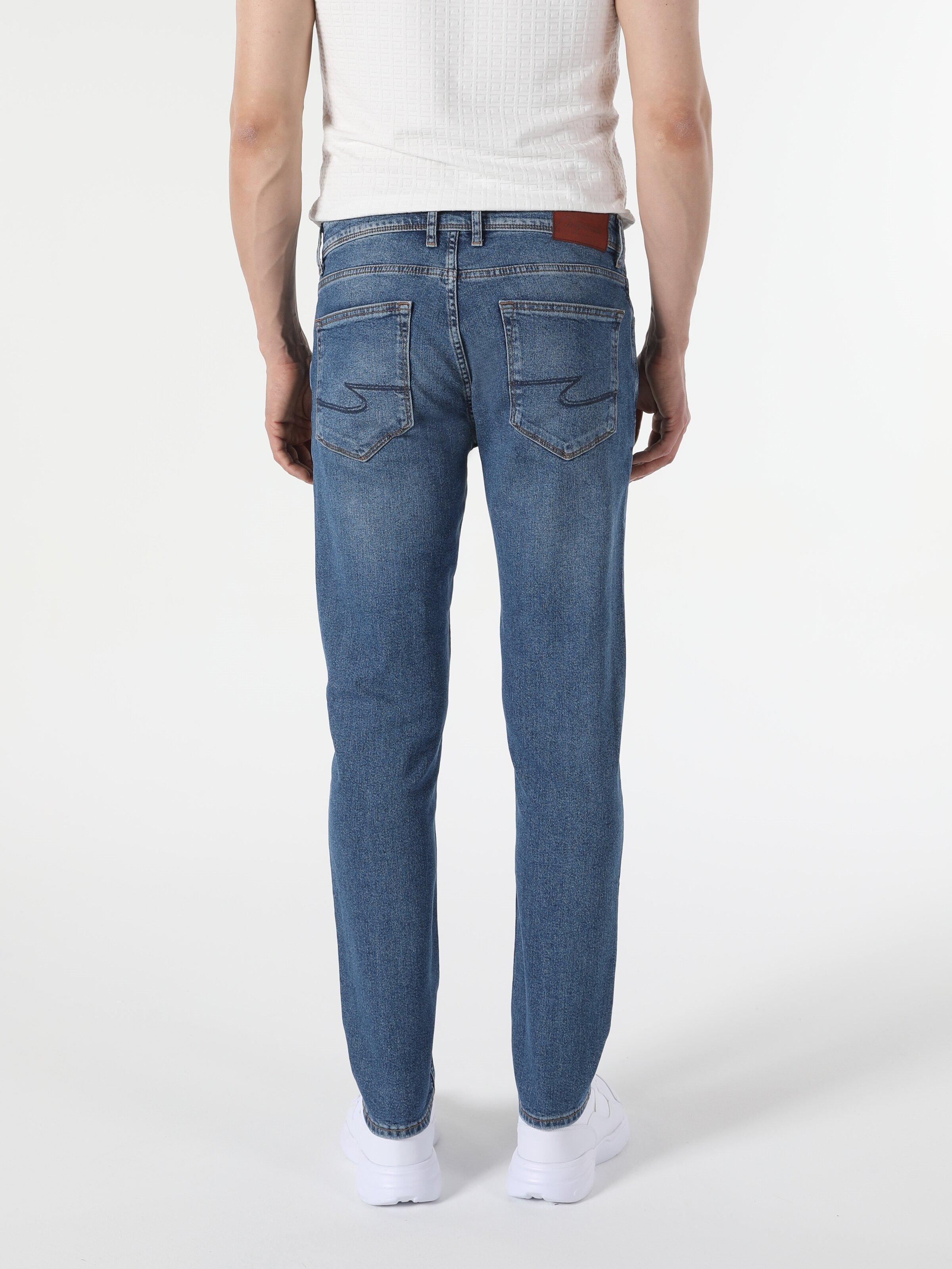Показать информацию о Мужские прямые джинсы  044 KARL straight fit CL1055454