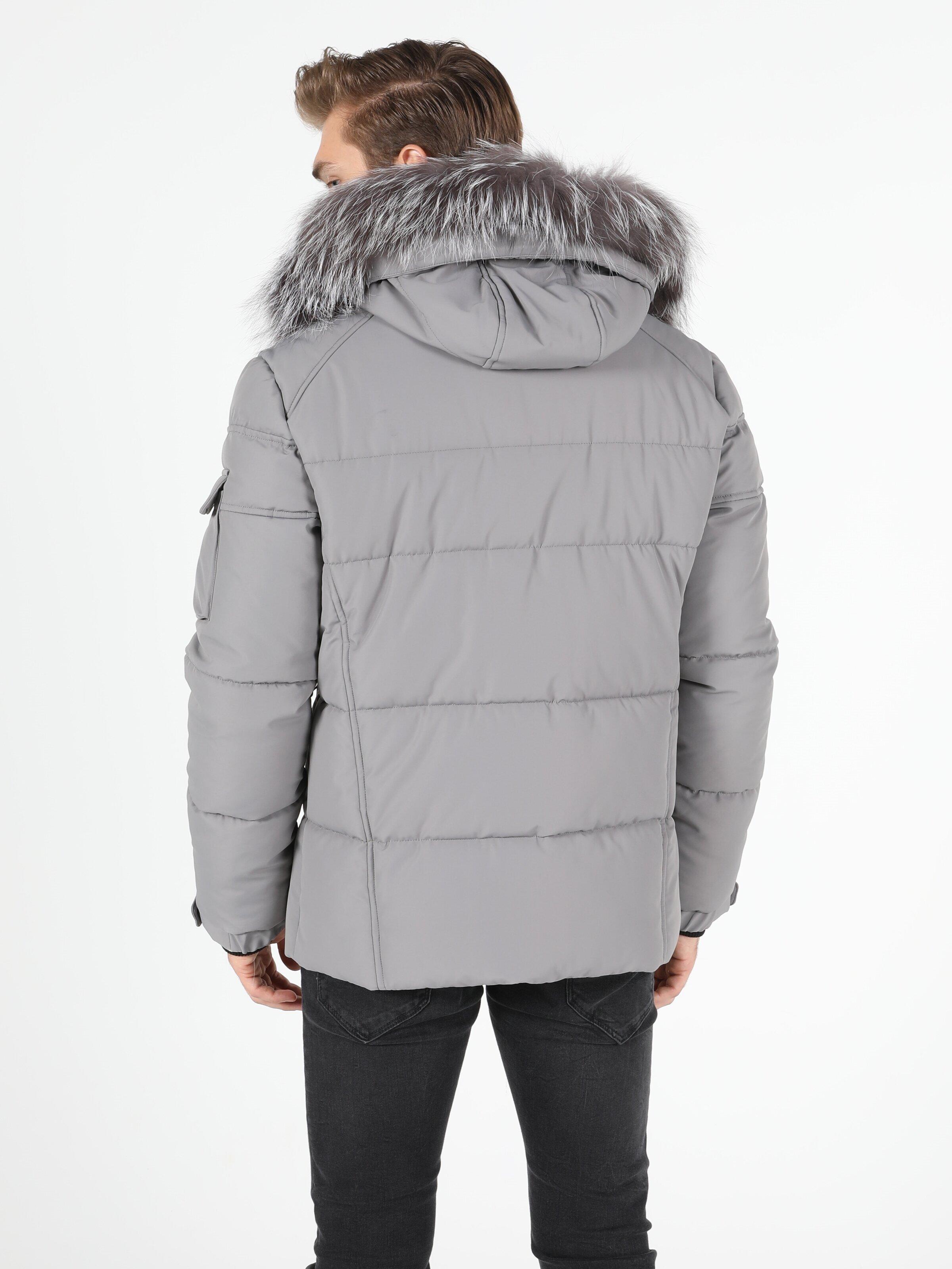 Показать информацию о Мужская куртка regular fit CL1035958
