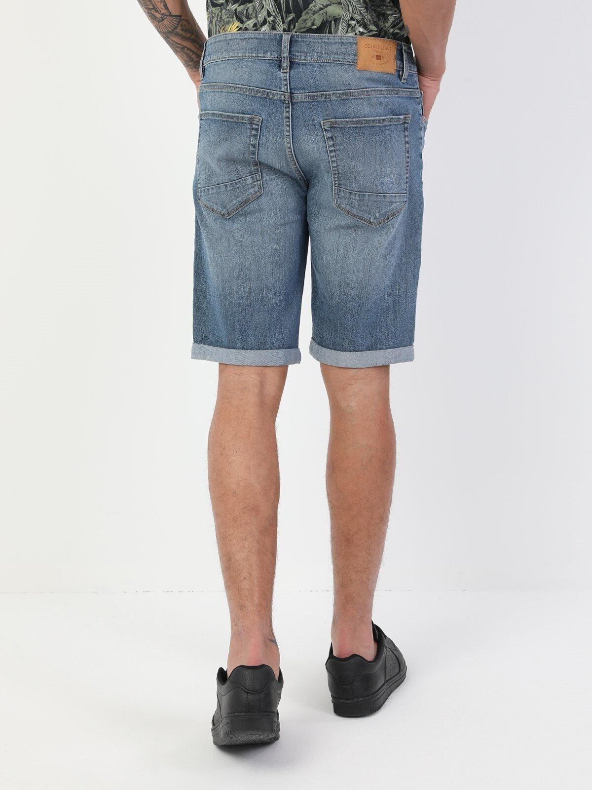 Показать информацию о Мужские прямые шорты Straight Fit 044 KARL CL1048938