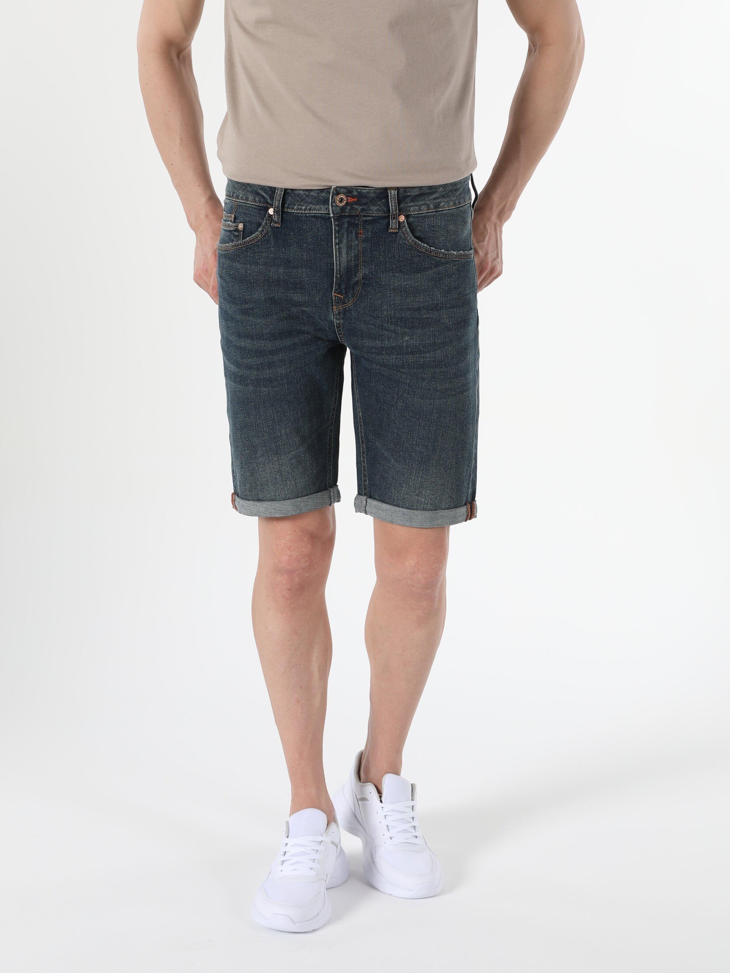 Показать информацию о Мужские прямые шорты Straight Fit 044 KARL CL1054723