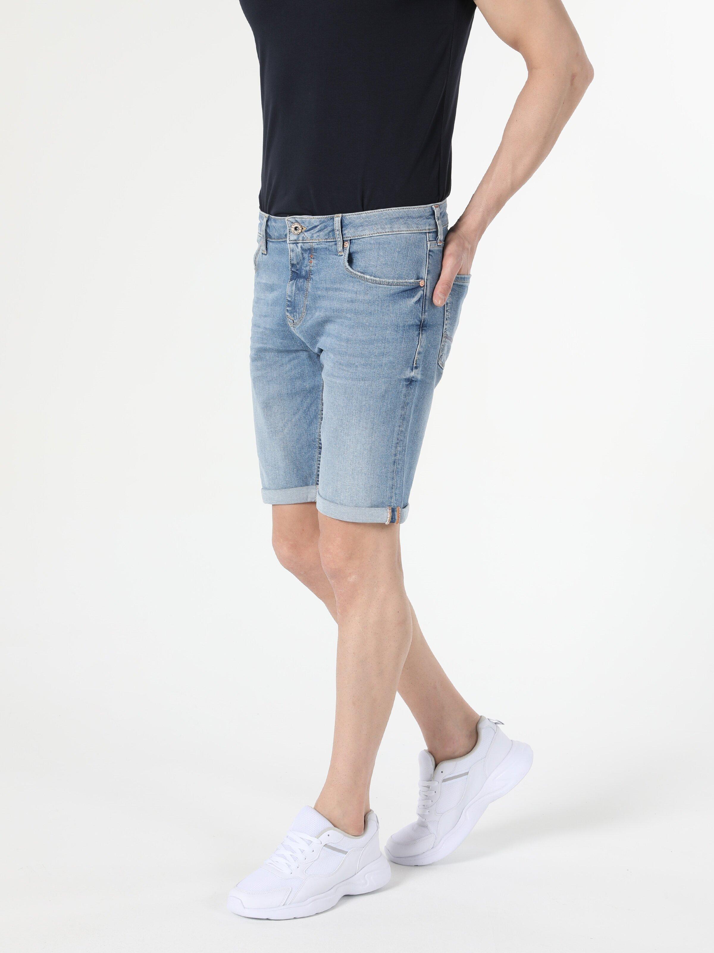 Показать информацию о Мужские прямые шорты Straight Fit 044 KARL CL1054560