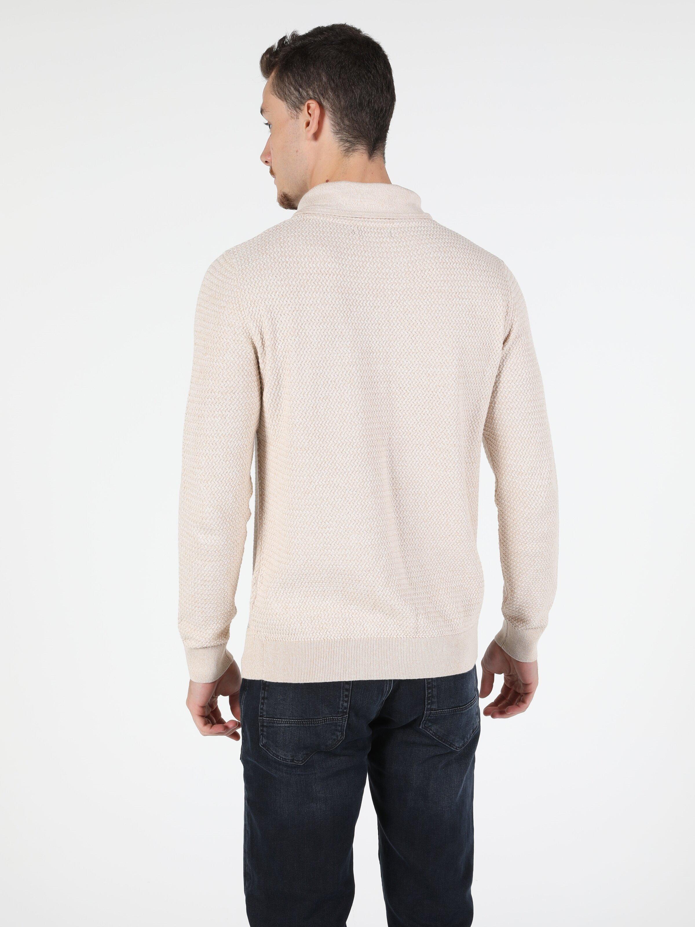 Показать информацию о Мужской свитер regular fit CL1051638