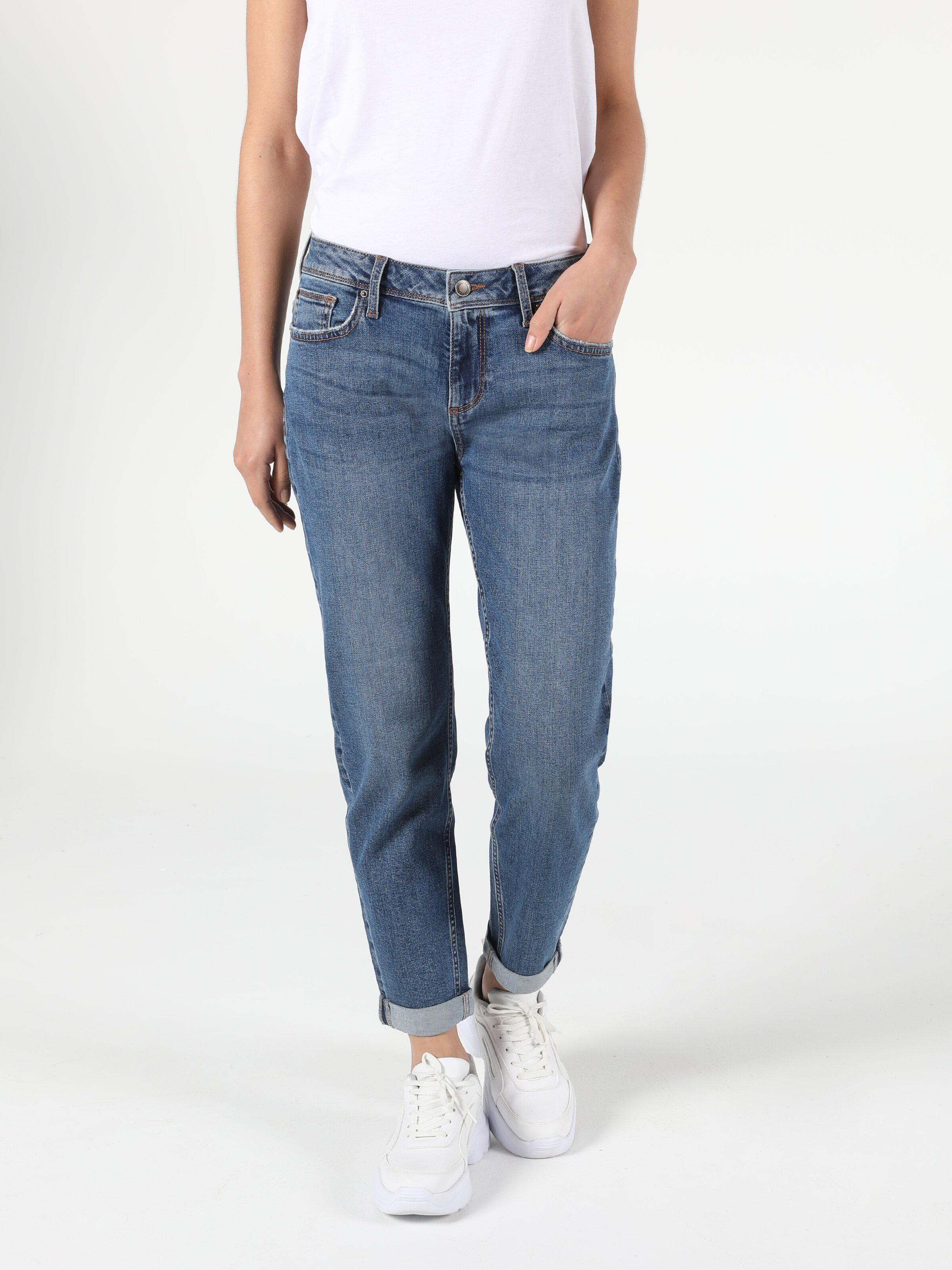 Показать информацию о Женские джинсы  893 JULIA boyfriend fit CL1043089