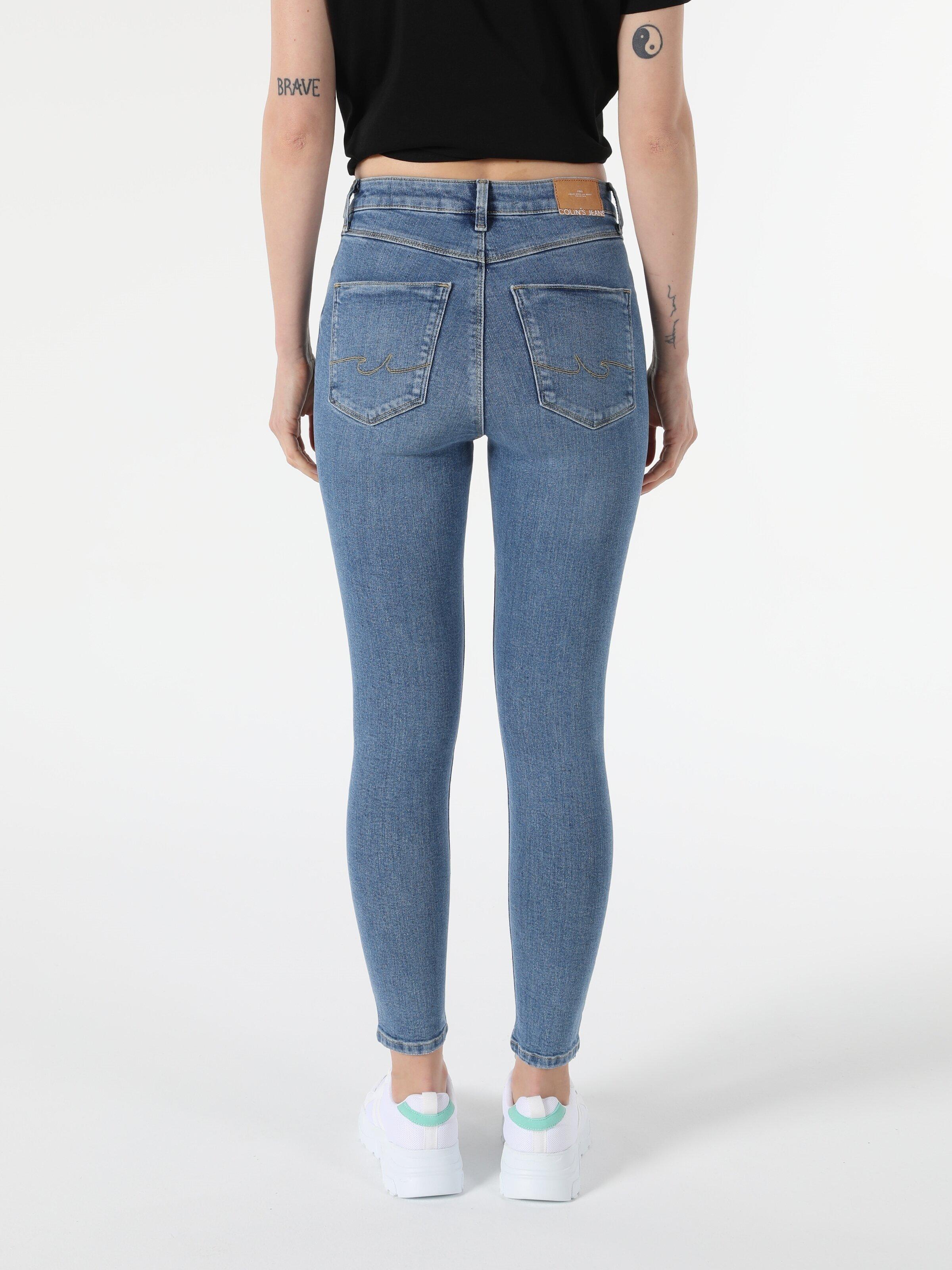 Показать информацию о Женские узкие джинсы  DIANA super slim fit CL1054596