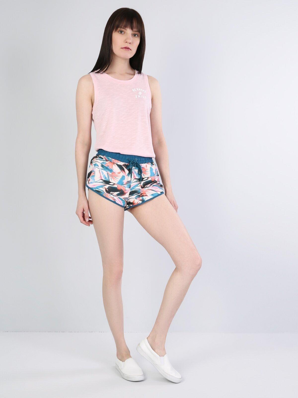 Показать информацию о  жен. Пляжные шорты