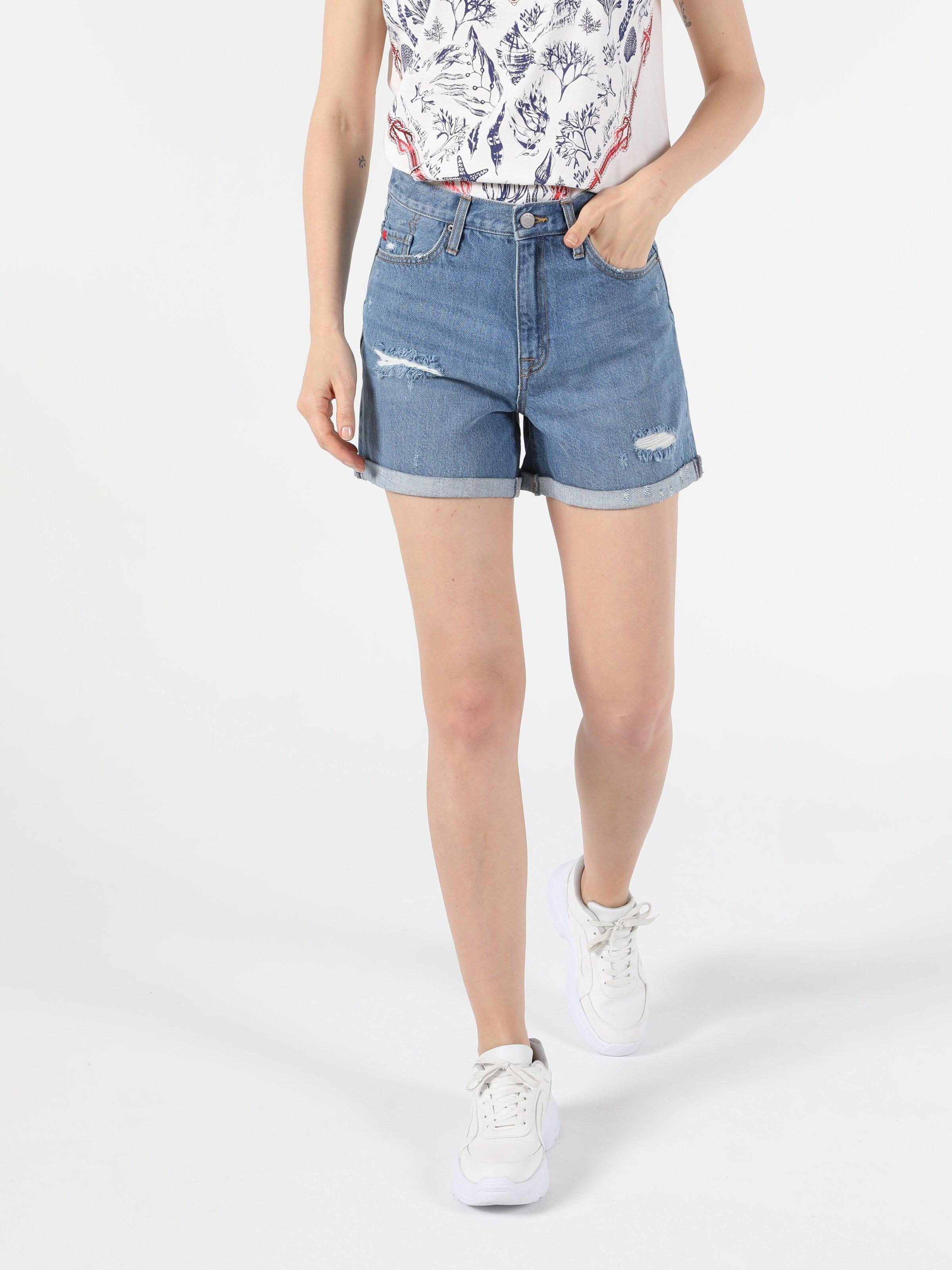 Показать информацию о Женские Укороченный шорты regular fit CL1054626